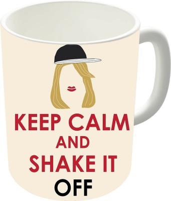 The Fappy Store T-Swift Ceramic Mug