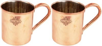 IndianArtVilla IAV-CB-1-696 Copper Mug
