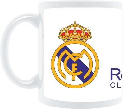 AB Posters Real Madrid Ceramic Mug