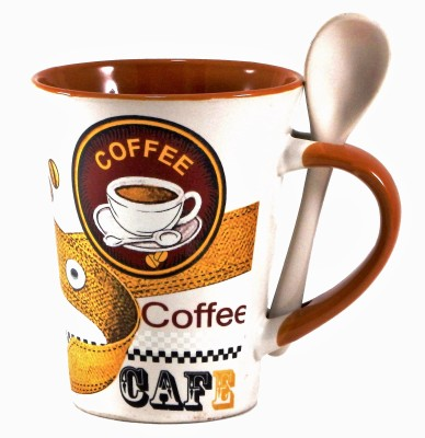 sunpower Coffee mug Bone China, Ceramic Mug