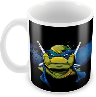 AKUP Ninja-Turtle Ceramic Mug