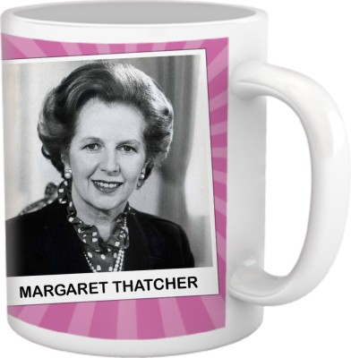 Tiedribbons My Daughter,My Pride Collection_Margaret Thatcher Ceramic Mug