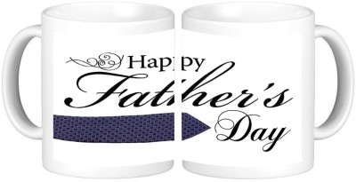 Shopmillions Happy Father,s Day_84 Ceramic Mug