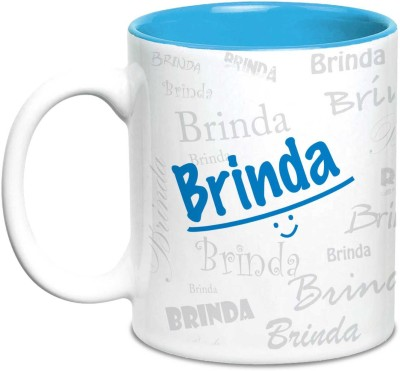 Hot Muggs Me Graffiti - Brinda Ceramic Mug