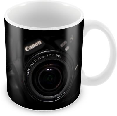 Prinzox For Canon Slr Lovers Ceramic Mug