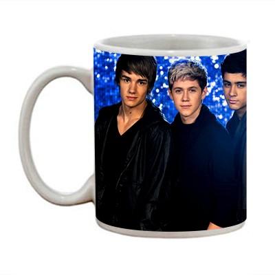 Shopmania Designer Printed Coffee-9 Ceramic Mug