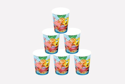 Funcart Spongy Bob Paper Mug