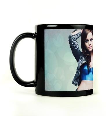Rockmantra Emma Watson Chic Ceramic Mug