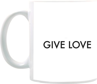 Oharish Givelove_01 Ceramic Mug