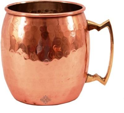 Indian Art Villa IAV-C-2-106A Copper Mug