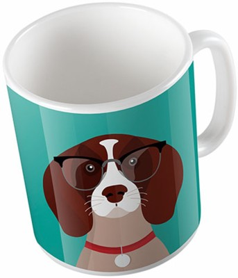 Uptown 18 Coffee 116 Ceramic Mug