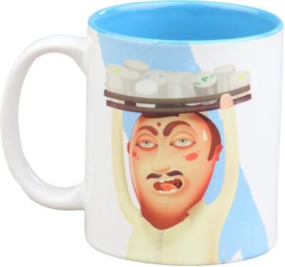 Imagica Dabbawala Ceramic Mug