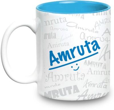 Hot Muggs Me Graffiti  - Amruta Ceramic Mug