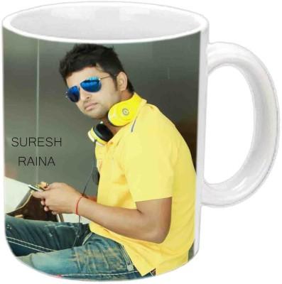 RajLaxmi Suresh Raina White mug Ceramic Mug