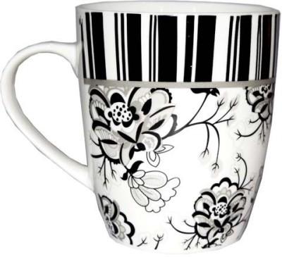 SNYTER Black & White Beauty I Ceramic Mug