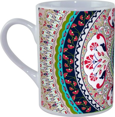 Kolorobia Stylish Turkish Red Ceramic Mug