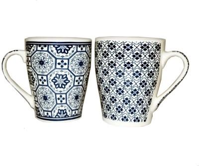 SNYTER Blue Magic II Ceramic Mug