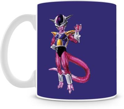Saledart MG1158-Dragon Ball Z Frieza Background Ceramic Mug