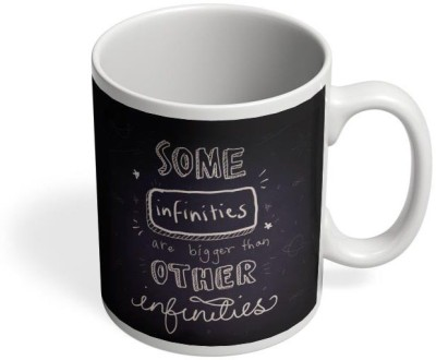 PosterGuy To Infinity Johngreen, Infinity Ceramic Mug