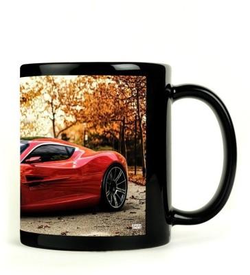 Shoprock Aston Martin Ceramic Mug