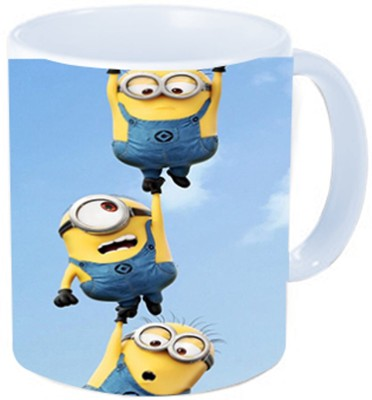 Rawkart Minions Ceramic Mug