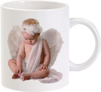Lolprint 13 Baby Angel Ceramic Mug