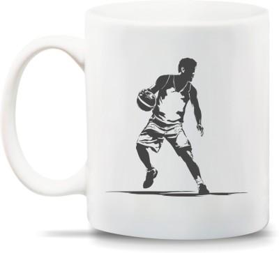 Chipka Ke Bol MUSBAS1C Ceramic Mug