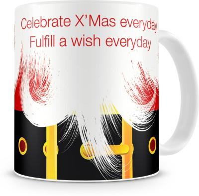 Print Haat Celebrate Life Ceramic Mug