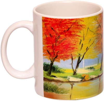 IMFPA Different Strokes Ceramic Mug
