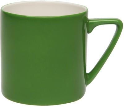 IVY by Home Stop Puja  Green Bone China Mug