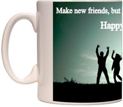 Onlineworld Friendship-Theme-02 Ceramic Mug