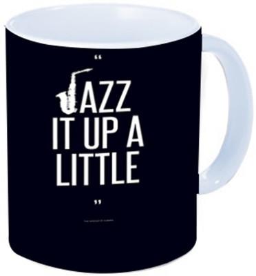 Rawkart jazz Ceramic Mug