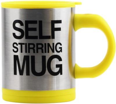 HomeFabish Y1 Stainless Steel Mug(400 ml)