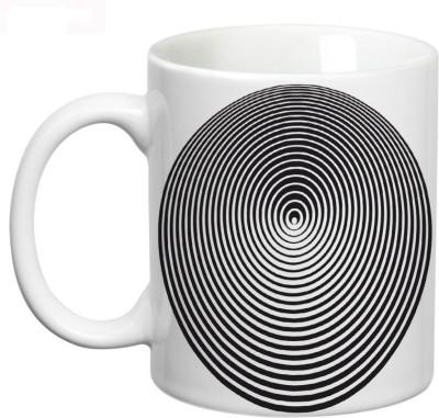 Prithish Pscychological Illusions Design 4 Ceramic Mug