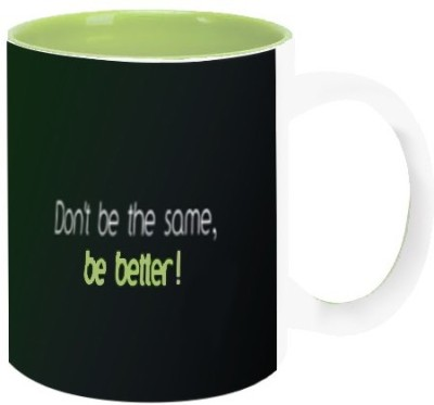 Onlineworld New color Coffee  Green Other-Theme-01 Ceramic Mug