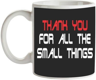 Psk THANK YOU SO MUCH X100 Ceramic Mug