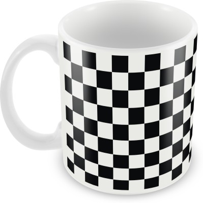 Posterboy Chess Board Ceramic Mug
