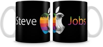 Posterboy Steve Jobs Apple Ceramic Mug