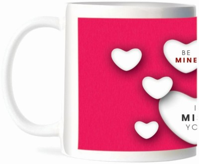 Refeel Gifts Happy Valentines Day (SD-212)- I Miss You Ceramic Mug