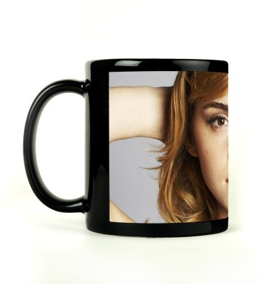 Expresion Emma Watson Ceramic Mug