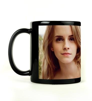 Rockmantra Emma Watson Ceramic Mug