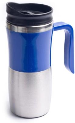 Crea Insulated Plastic, Aluminium Mug
