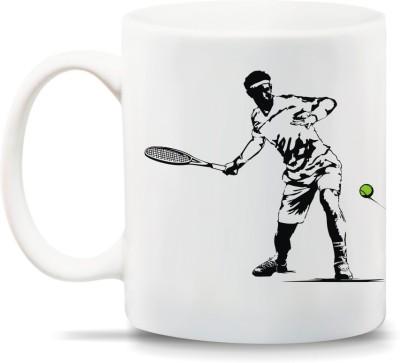 Chipka Ke Bol MUSTEN3C Ceramic Mug