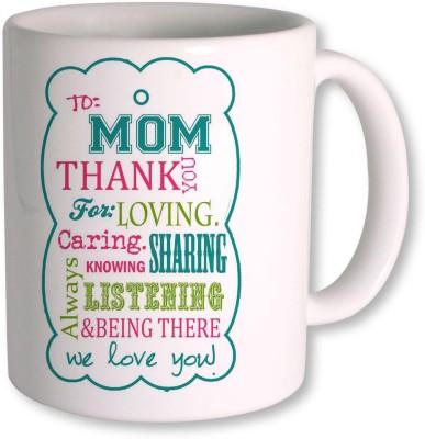 Heyworlds HAPPY MOTHERS DAY GIFT MUG 11 Ceramic Mug