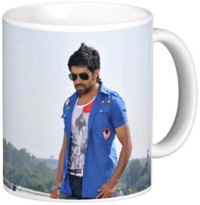 Exoctic Silver Rocking Star Yash Series003 Ceramic Mug
