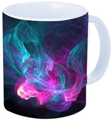 Rawkart Misc Print Ceramic Mug