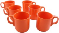Hi Luxe C315 Melamine Mug(250 ml, Pack of 6)