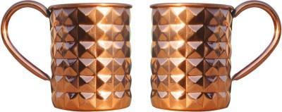AsiaCraft MOSCOWMUG-012-2 Copper Mug