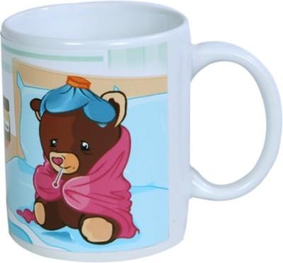 Rajesh Digital Get Well Soon 71 Ceramic Mug