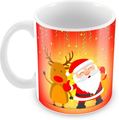 Fashion Envoy Wonderful Christmas Ceramic Mug